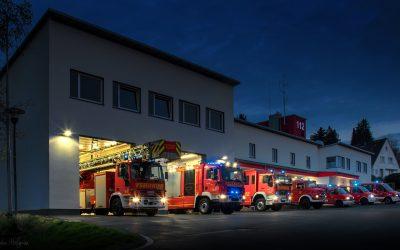 Absage auch für die Feuerwehr